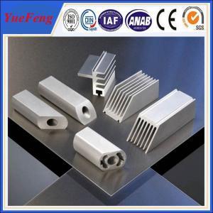 6063 t5 aluminium hexagonal extrusion profile/ OEM price of kg extruded aluminum factory Manufactures