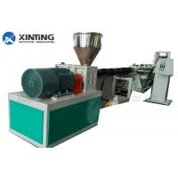 HDPE PE PPR Pipe Extrusion Machine , PPR Pipe Making Machine Production Line Manufactures