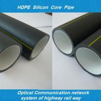 32/26 hdpe duct/hdpe siliconed pipe/hdpe pipe for fiber optic/silicone pipe/pe pipefiber o Manufactures