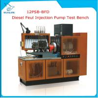 12PSB-BFD energy saving High speed big power diesel fuel injection pump test bench Manufactures