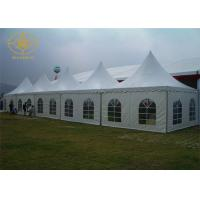 China 1000 Seater Pagoda Party Tent Safety Large Gazebo Tent High Durability on sale