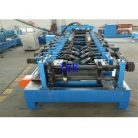 Automatic C Purlin Roll Forming Machine 5 Tons Manual Uncoiler PLC Control Manufactures