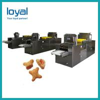 China High Quality Small Scale Automatic Biscuit Making Machine on sale