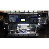 100 inch LCD TV Panel Repair Machine With Two Monitor Programing Control Manufactures