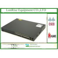 China New Genuine Cisco WS-C2960 ws c2960 24lt l Ethernet Network Switch with Switch , 24 / 10 / 100 ports wholesale