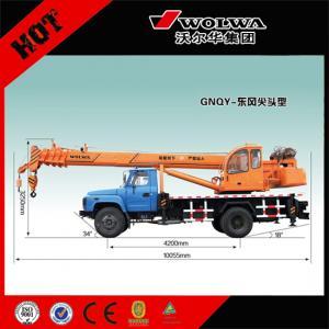 China truck crane 12 ton on sale