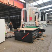 High Strength Computerized Wood Carving Machine Perfect Location And Working Precision Manufactures