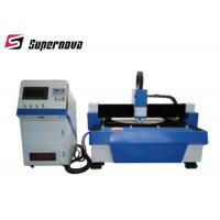 Stainless Steel Laser Metal Cutting Machine For Aluminium Carbon