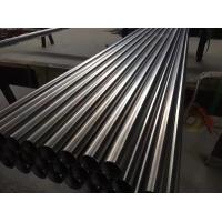 316l SS Welded Pipe Seamless Round Pipe Manufactures