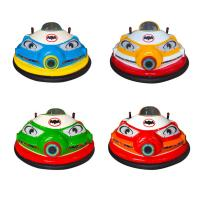 Electric Amusement Park Bumper Cars 360 Degrees With Remote Control Manufactures