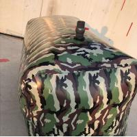 Camouflage Tarpaulin Water Bladder Drinking Water Storage For Army Manufactures