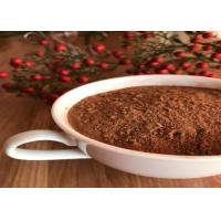 Buy cheap Healthy Unsweetened Dark Brown Cocoa Powder , Alkalized Baking Cocoa Powder from wholesalers