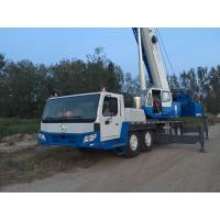 Buy cheap Tadano Used Truck Crane 120 Ton For Sale in Duabi , Japanese Made Crane 2013 from wholesalers