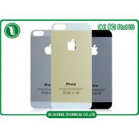 Light Green iPhone 5S Tempered Glass Screen Protector Anti Fingerprint Manufactures