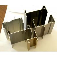 Sliding Aluminium Window Frame Profiles Lightweight T5 / T6 Smooth Surface Manufactures