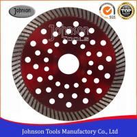 China 125mm Fast Cutting Diamond Concrete Saw Blades HS Code 82023910 on sale