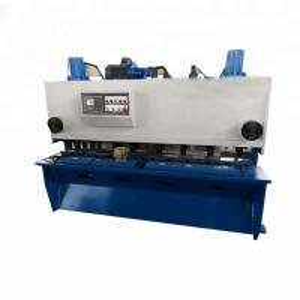 China Cutting Steel Plate Shearing Machine Hydraulic Brake 1000KG Weight on sale