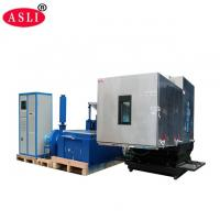 Temperature Humidity Vibration Combined Environmental Test Chamber Climatic Testing System For Battery Manufactures