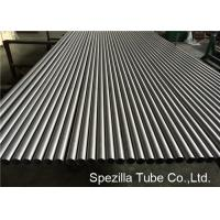 EN 1.4512 409 Stainless Steel Heat Exchanger Tubes ASTM A268 7.5 MTR Welding SS Pipe OD 60.5mm Manufactures