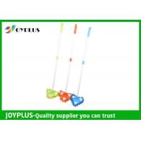 Customized Bathroom Floor Mop , Small Floor Cleaning Mop With Triangular Board Manufactures
