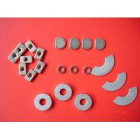 N50 Sintered Neodymium Ring Magnets 80 - 240 Degrees C High Plasticity Manufactures