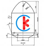 Tungsten Carbide Parabolic(Ballistic) Buttons Manufactures