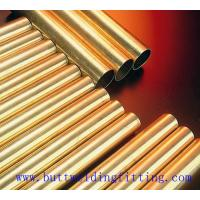 Air Conditioning Copper Nickel Tube Seamless Or Welded Type Size 1-96 Inch Manufactures