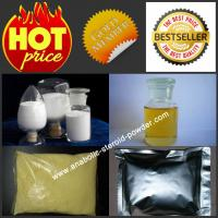 Effective Yellow Trenbolone Steroid Powder Methyltrenbolone Metribolone for Muscle Buliding Manufactures