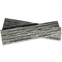 Black Marble Stone Panels,Black Onyx Waterfall Shape Ledgestone,Marble Wall Panels,Black Stone Cladding Manufactures