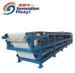 Fine Decantation Effect Vacuum Belt Filter Modularized Design Founded Manufactures