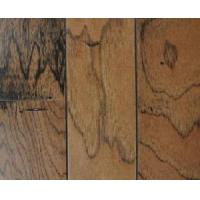 China Distressed American Hickory Multi Layer Engineered Wood Flooring (Y3042E69) on sale