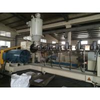 PE / ABS / PVC / EVA Plastic Process Equipment Single Layer Or Multi Layer Sheet Extrusion Manufactures