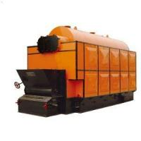 China Multifunction Biomass Wood Boiler 2GC - 5 × 6 Water Pump Low Consumption on sale