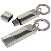 High Speed Promotional Metal Custom USB Flash Drive Pen Drive 8GB 16GB  32GB Manufactures