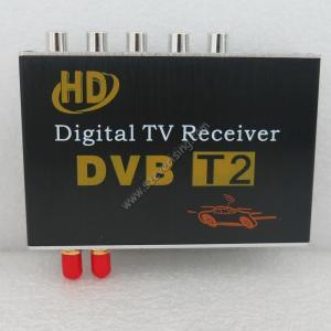 China Best car digital dvb-t2 set top boxar dvb tv tuner receiver box mini hd receiver on sale