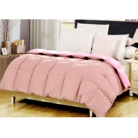 China Flannel Fleece King Size Adults Duck Down Duvet Bedding For Hotel on sale