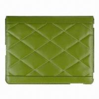 Mini Case for iPad, Made of PU Material, Available in Green Color Manufactures