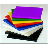 ABS Engraving Plastic Sheet , Double Color 3 Ply Engraving Plastic Board for sale