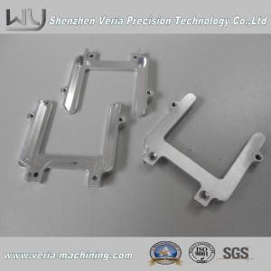 Precision CNC Machine Part / CNC Metal Precision Part for Electronic Component Al6061-T6 Manufactures