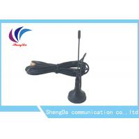 China Small Sucker GSM Amplifier Antenna , Mobile Signal AntennaApply To Wireless Equipment on sale