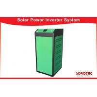 230V 3KVA / 2400W Pure Sine Wave Power Inverter with MPPT Solar Charge Controller Manufactures