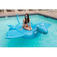 Customize Logo Printed Summer Pool Toys Float Inflatable Ice Dragon For Summer Manufactures