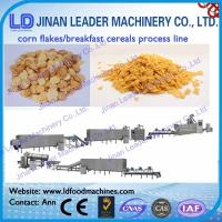 China nutrition food machine breakfast nutrition production line corn snack machinery on sale
