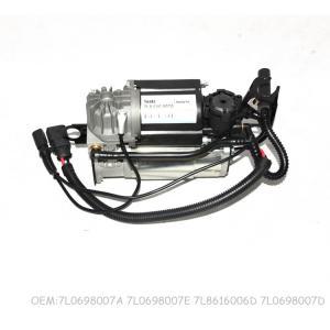 7L0698007A 7L0616007A Air Suspension Compressor Kit For Touareg 12 months Warranty Manufactures