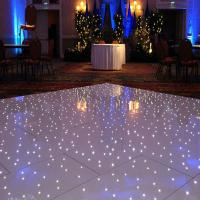 China stage led starlit dance floor, led panel dance floor, led dance floor tiles for disco on sale