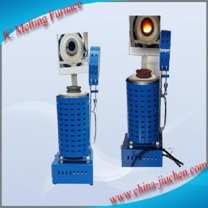 China JC 110V Industrial Gold Aluminum Melting Furnace on sale