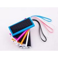 Colorful  mobile solar charger Manufactures
