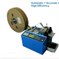 Nickel Tab Automatic Webbing Cutting Machines Fast Speed For Battery Assembly Manufactures