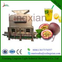 High Quality Passion Fruit Juice Extractor Machine with Low Price Manufactures