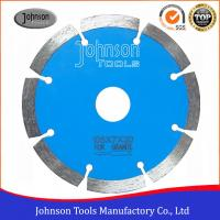 Sintered Segmented Granite Stone Cutting Tools Easy Operation 105mm-350mm Manufactures